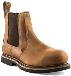 Buckler Boots Instapper B1151SM SB - Lichtbruin