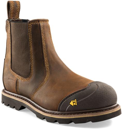 Buckler Boots Instapper B1990SM S1P - Bruin