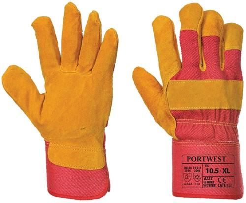 Portwest A225 Fleece Lined Rigger Glove