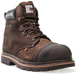 Buckler Boots Hoge Schoen B301SM SB + KN - Bruin