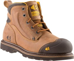 Buckler Boots Hoge Schoen B550SM SB + KN - Bruin