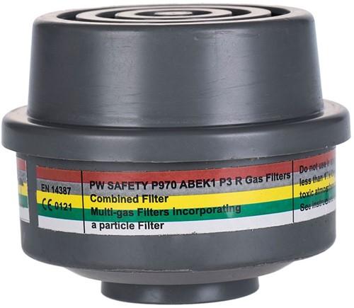 Portwest P970 ABEK1P3 Screw-In Filter  (4 stuks)