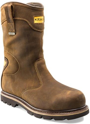 Buckler Boots Werklaars B701SMWP SB - Bruin