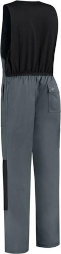 WW4A Bodybroek Katoen/Polyester - Grijs/Zwart - Maat 44-2