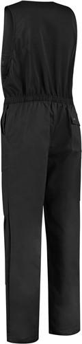 WW4A Bodybroek Katoen/Polyester - Zwart-2