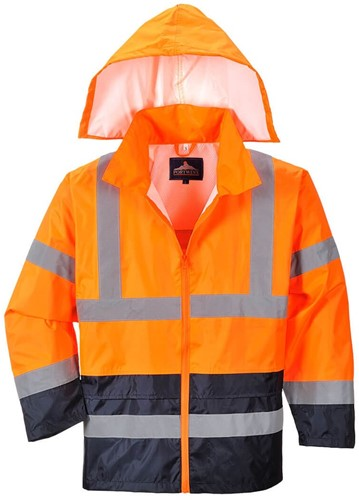 Portwest H443 Hi-Vis Classic Contrast Jacket