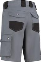 WW4A Bermuda Katoen/Polyester - Grijs/Zwart-2