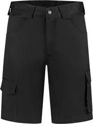 WW4A Bermuda Katoen/Polyester - Zwart
