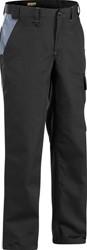 OUTLET! Blaklader 14041800 Werkbroek Industrie-C146-Zwart/Grijs - Maat C44