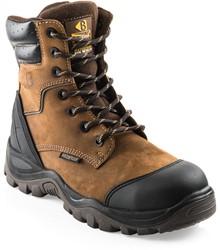 Buckler Boots Hoge Schoen BSH008WPNM S3 + KN - Bruin