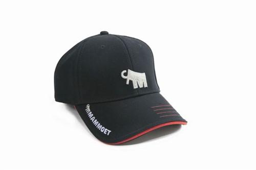 Mammoet Cap 3-D - Zwart