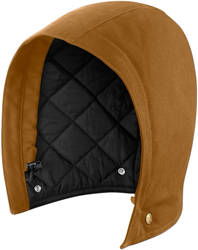 Carhartt Duck Hood Polyester Quilted