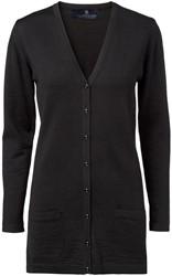 Clipper Corporate Dames vest, lang V-hals
