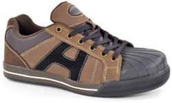 Croford Footwear Monza S1P Bruin