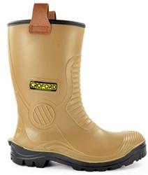 Croford Footwear Helsinki S5 gevoerd - Bruin