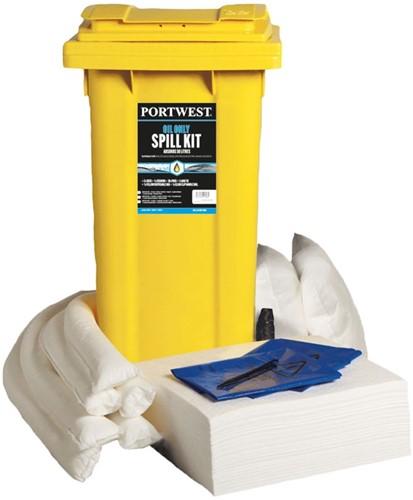 Portwest SM63 Spill 120L Oil Only Kit