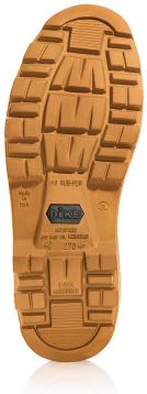 Dike Digger Dint H S3 - Sienna Rood-3