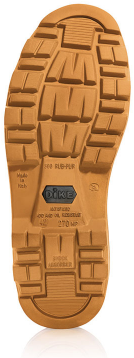 Dike Digger Dint H S3 - Sienna Rood