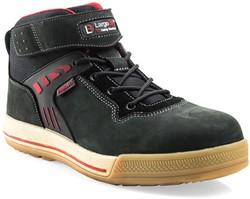 Buckler Boots Hoge Sneaker Duke BK S3 - Zwart