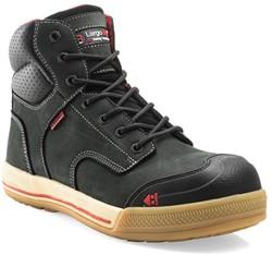 Buckler Boots Hoge Sneaker Eazy BK S3 + KN - Zwart