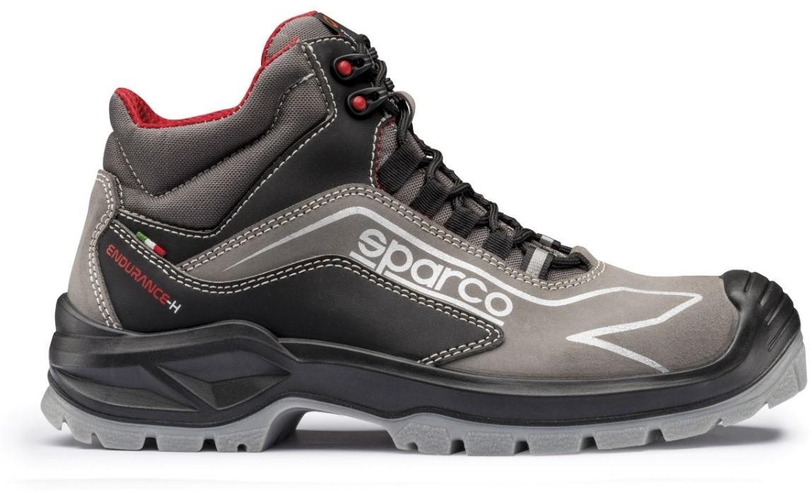 225ff43a198 Sparco Endurance- H 07521.GRNR Veiligheidsschoen S3 - Zwart WorkWear4All