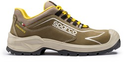 Sparco Endurance 07520.VDVD Veiligheidsschoen S3 - Legergroen