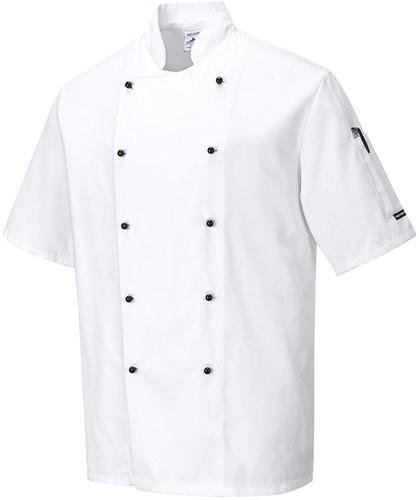 Portwest C734 Kent Chefs Jacket