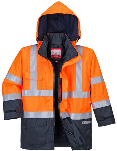 Portwest S779 Hi-Vis Multi Protection Jacket