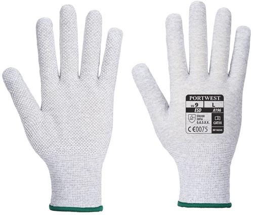 Portwest A196 Antistatic Micro Dot Glove