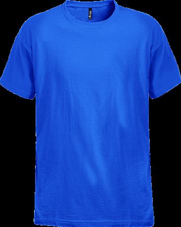 Acode Zware kwaliteit T-shirt-XS-Koningsblauw