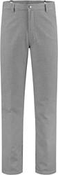 WW4A Bakkersbroek Polyester/Katoen - Wit/Zwart