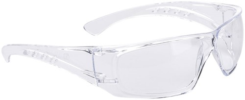 Portwest PW13 Clear View Safety Spectacle