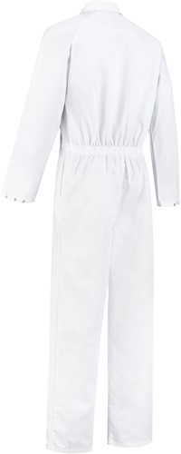 WW4A Foodoverall Polyester/Katoen - Wit - Maat 44-2