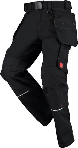 BallyClare 58303/451T hardwearing werkbroek met CORDURA® kniezakken en spijkerzakken