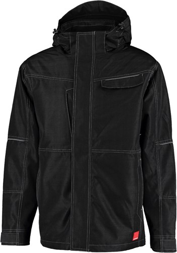 BallyClare 98303/854 waterproof winter jas met removable hood
