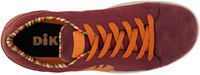 Dike Glider Garish S1P - Bordeaux Rood-2