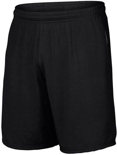 SALE! Gildan GD140 Performance Shorts - Zwart - Maat XL