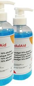 ATV Safety Handinfectiegel met pomp - 20 stuks per doos