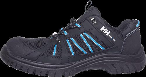 Helly Hansen 78201 Kollen Low Werkschoen - Zwart/Blauw - 40-1
