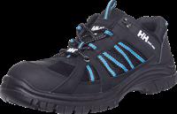 Helly Hansen 78201 Kollen Low Werkschoen - Zwart/Blauw - 40