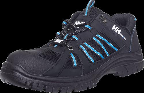 Helly Hansen 78201 Kollen Low Werkschoen - Zwart/Blauw - 40-2