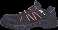 Helly Hansen 78201 Kollen Low Werkschoen - Zwart/Oranje