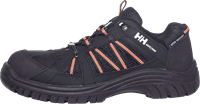 Helly Hansen 78201 Kollen Low Werkschoen - Zwart/Oranje - 36