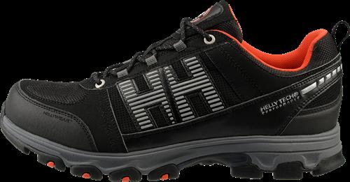 Helly Hansen 78204 Trackfinder 2HT WW - Zwart/Oranje-40