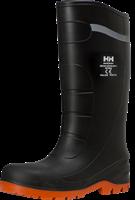 Helly Hansen 78307 Vollen PU Veiligheidslaars S5 - Zwart/Oranje-36-2