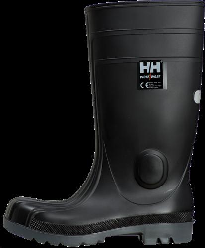 Helly Hansen 78308 Vollen PVC Veiligheidslaars S5 - Zwart