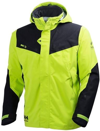Helly Hansen 71161 Magni Shell Jacket-S-Donkerlimoen