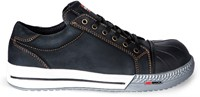Redbrick Flint Toe cap S3 - Zwart