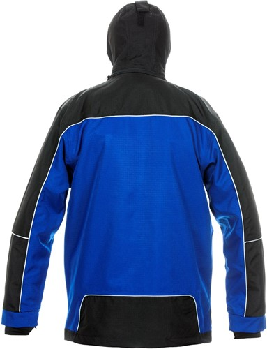 Skyline Urbar Parka-XXS-Royal blauw/zwart-2