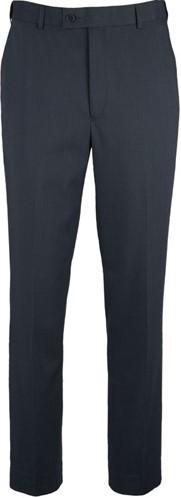 SALE! ICONA NM5 Flat Front Heren Pantalon - Donker blauw - Maat S